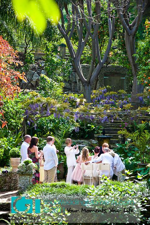 20110404 Wedding Gibraltar The Dell Botanical Gardens Duquesa