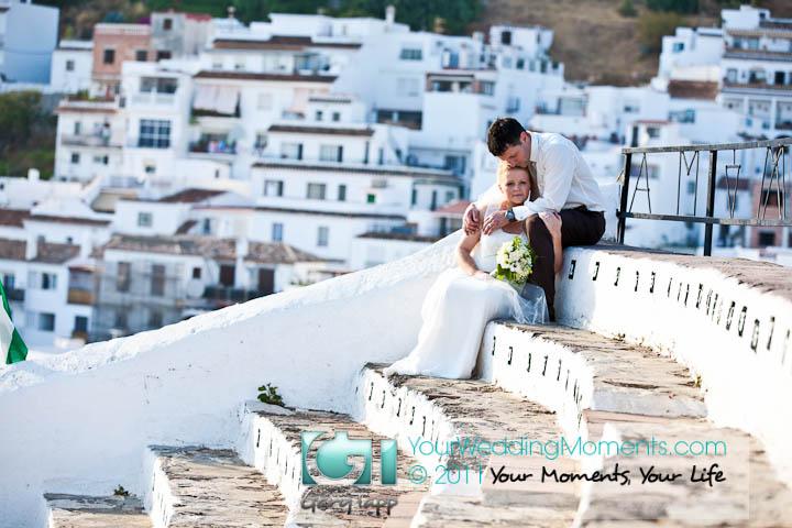 Wedding in Mijas - Mijas Bull Ring