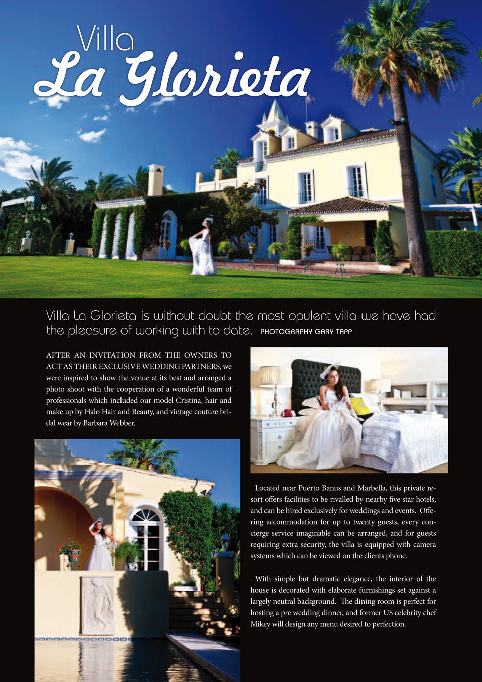 SPains Wedding Guide Autumn 2011 18
