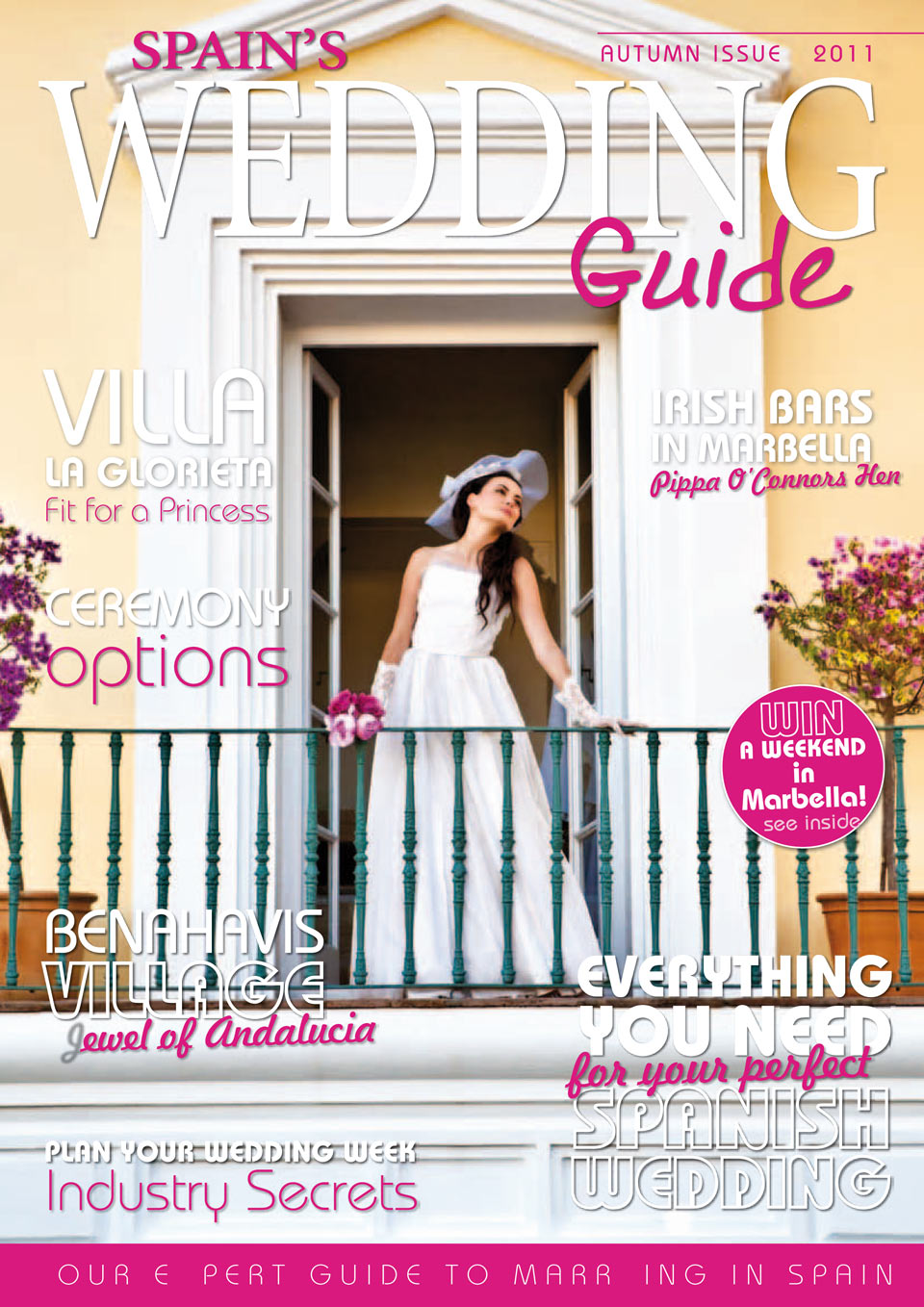 Spains Wedding Guide Autumn 2011 1