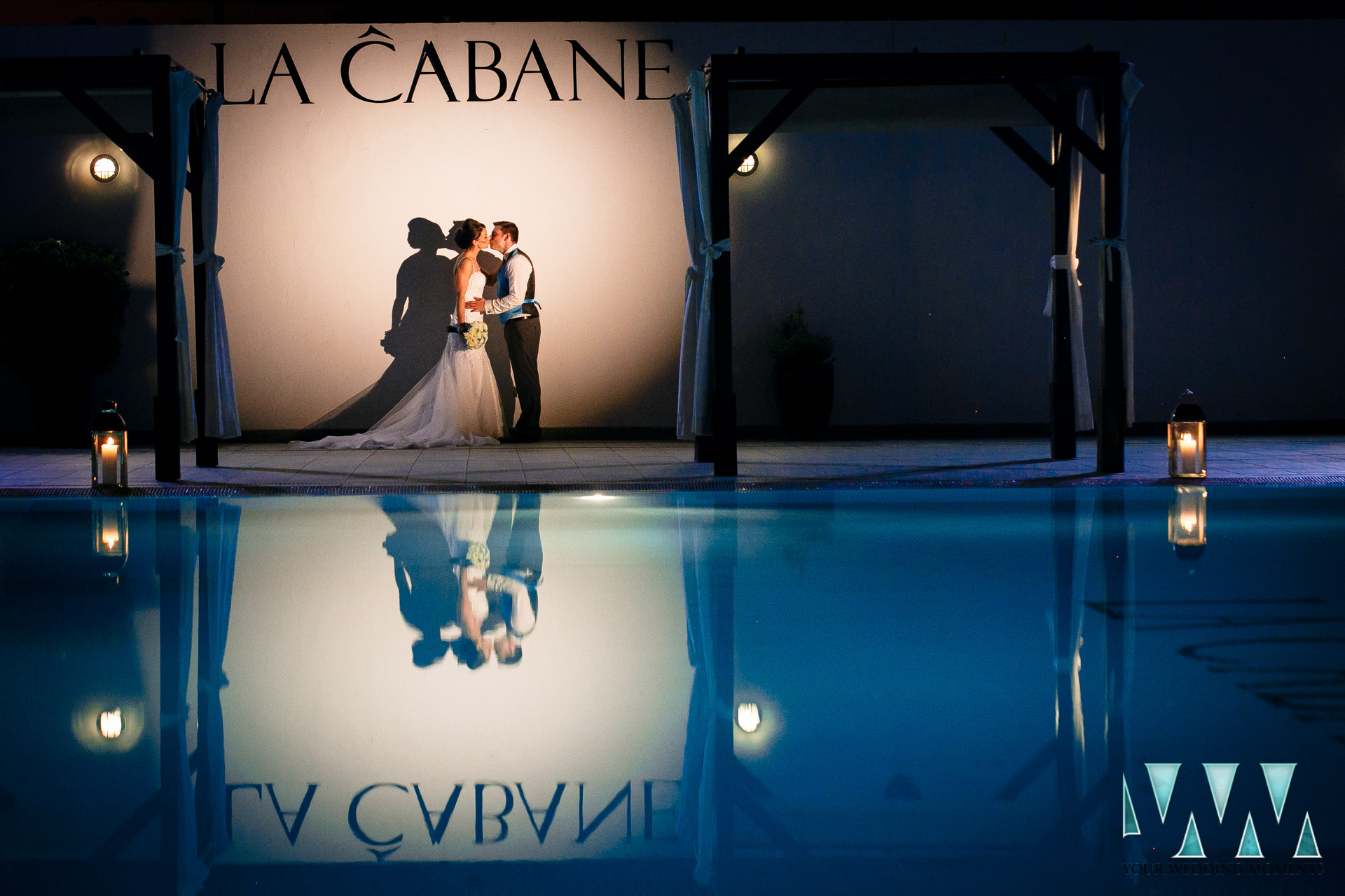 Wedding in marbella at la Cabane, Los Monteros Hotel,Spain