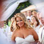 Esther + Victor's Beach Wedding in Marbella