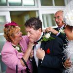 Geoffrey + Enzi's Wedding Caleta Hotel Gibraltar