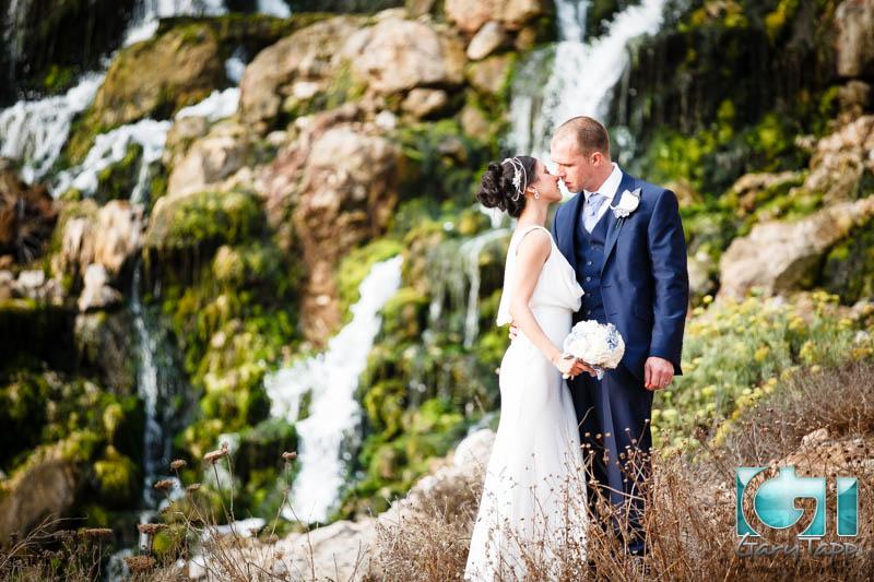 Wedding Gibraltar Botanical Gardens Caleta Hotel 092014 34
