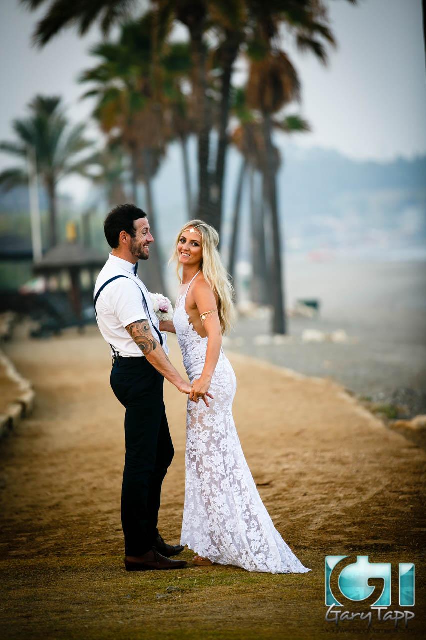 Wedding At The Kempinski Hotel With Tara Amp Kieren