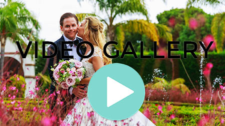 wedding videographer video gallery in Nerja, Marbella, Malaga Spain