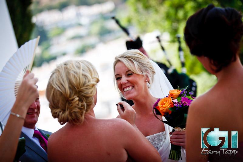 Benalmadena Wedding Photographer