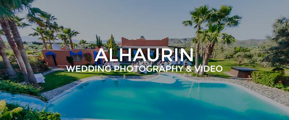 Alhaurin Wedding Photographer