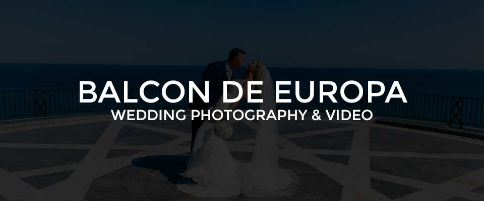 Wedding Photographer Balcon De Europa Nerja