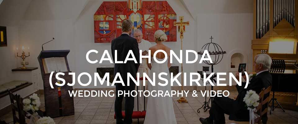 Calahonda Wedding Photographer Sjomannskirken in El Campanario Costa Del Sol