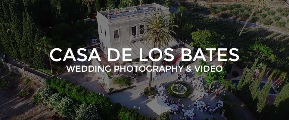 Casa Del Los Bates Wedding Photographer