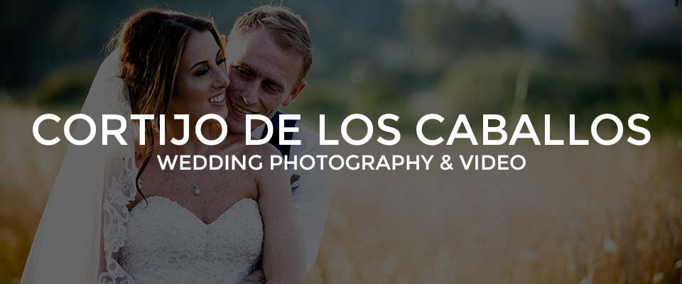 El Cortijo De Los Caballos Wedding Photographer