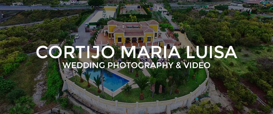 Wedding Photographer Cortijo Maria Luisa, Nerja