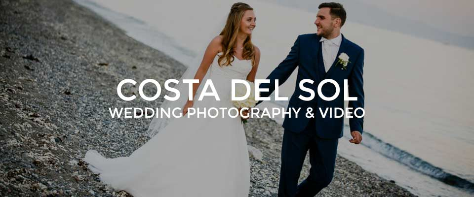 Costa Del Sol Wedding Photographer & Videographer