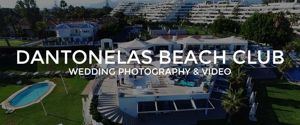 Dantonelas Beach Club Wedding Photographer Guadalmina Marbella