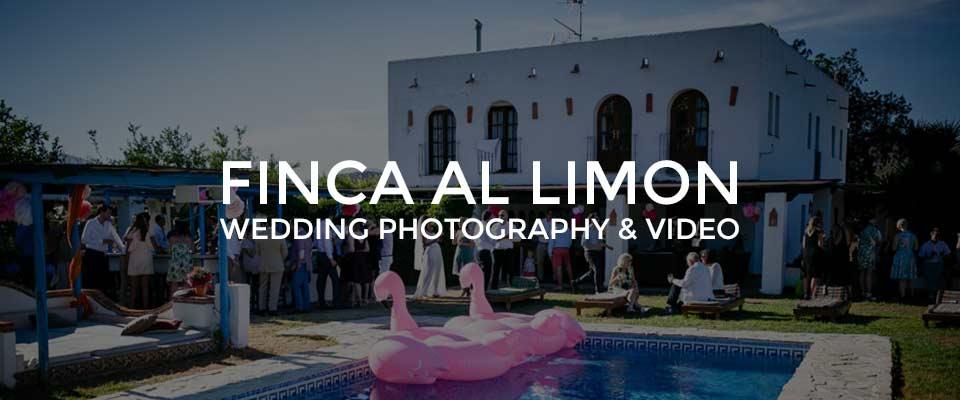 Finca Al Limon Wedding Photographer Malaga