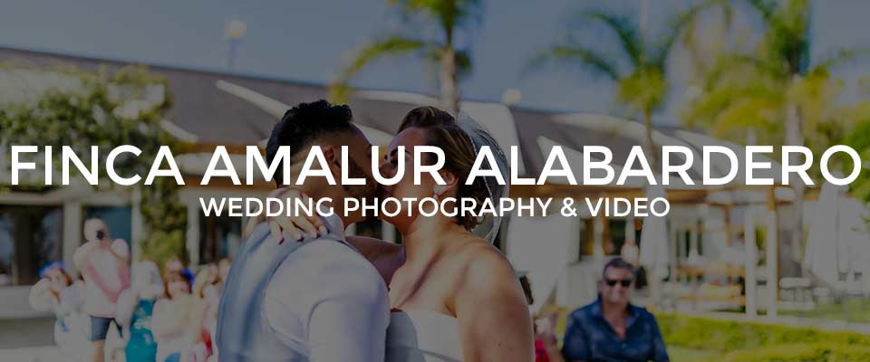 Wedding Photographer Finca Amalur Alabardero