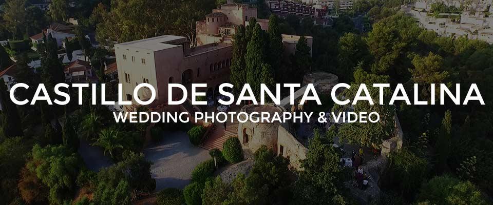 Hotel Castillo De Santa Catalina Wedding Photographer Malaga