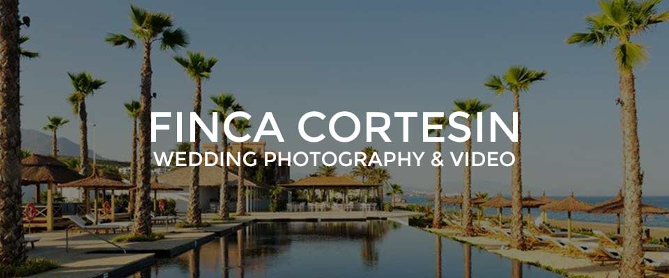 Finca Cortesin Wedding Photographer