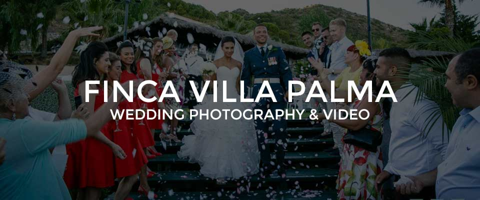 Wedding Photographer Villa Finca Palma, Ojen, Marbella