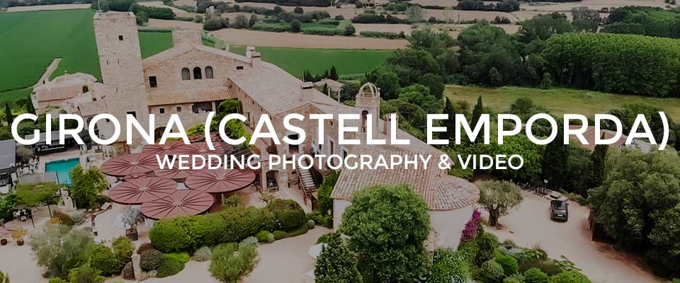 Girona Wedding Photographer Castell D'Emporda