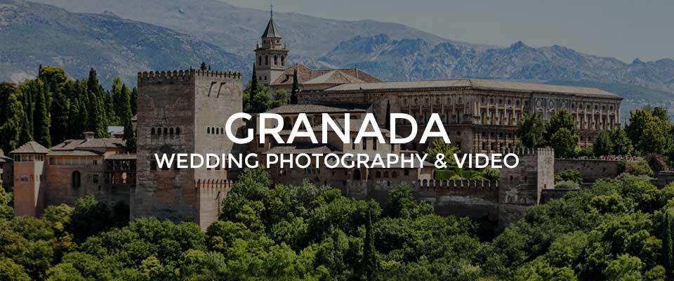 Granada Wedding Photographer