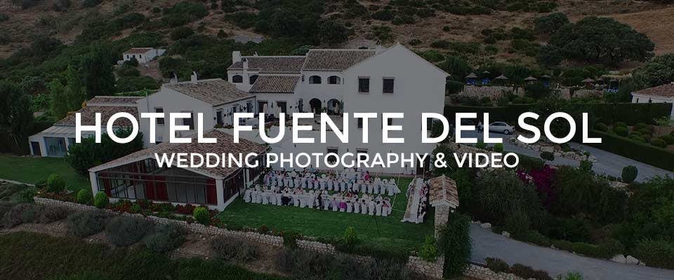Wedding Photographer Hotel Fuente Del Sol, Antequera, Malaga