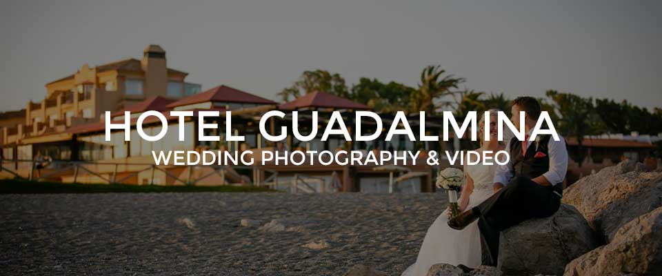 Hotel Guadalmina Wedding Photographer