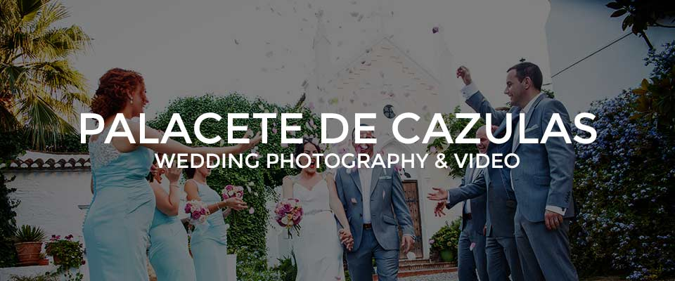 Palacete De Cazulas Wedding Photographer