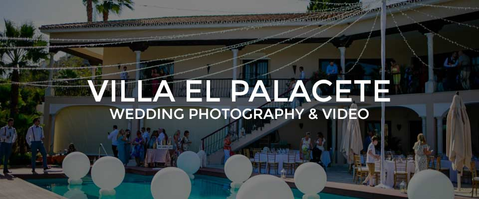 Villa El Palacete Wedding Photography Benahavis Marbella