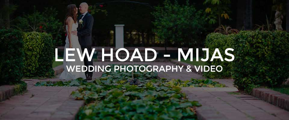 Wedding Photographer Lew Hoad Tennis Club, Mijas