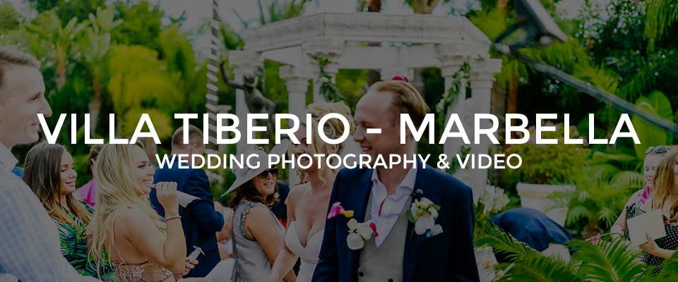 Wedding Photographer Villa Tiberio, Restaurant Marbella