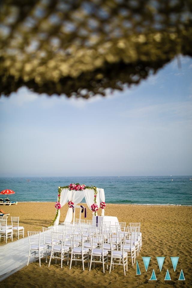 Wedding Photographer La Milla