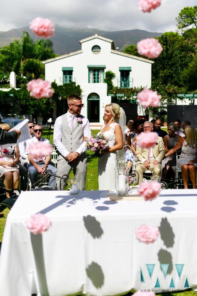 Casa Del Rio Wedding Photographer Benahavis