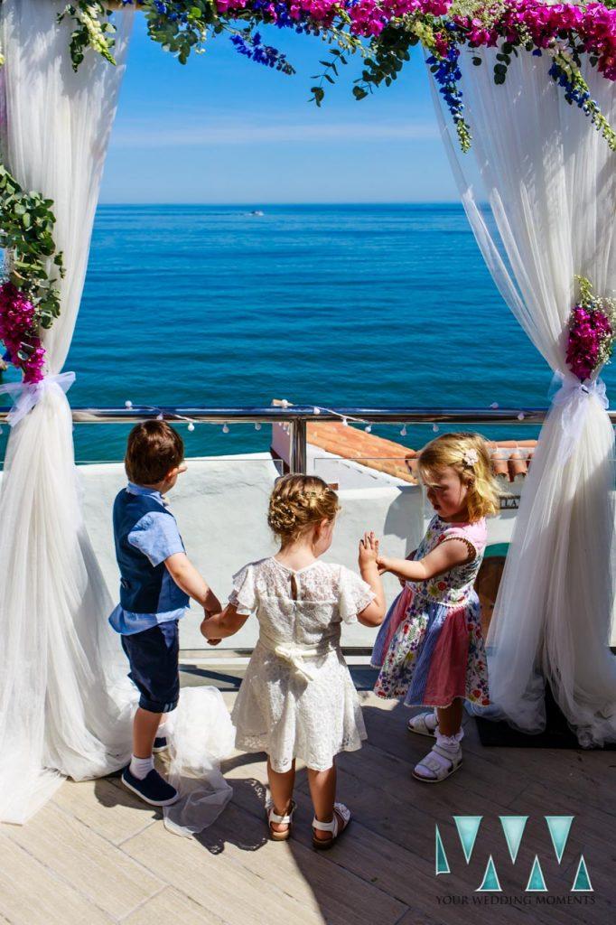 Wedding Photographer Cochrans Terrace