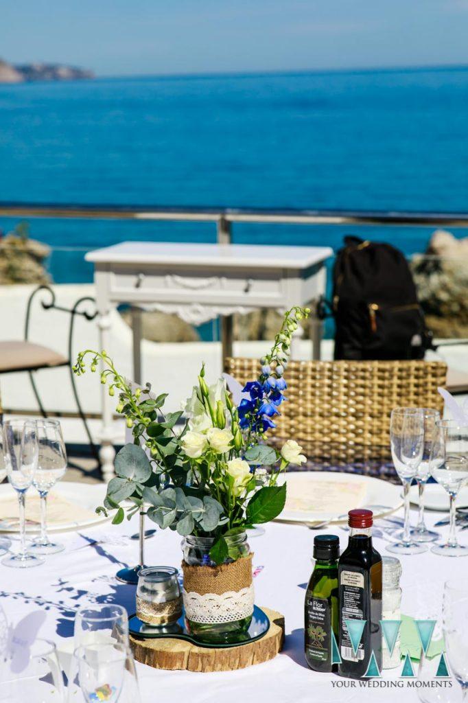 Cochrans Terrace wedding in Nerja