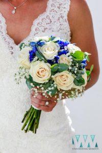 bridal bouquet in nerja