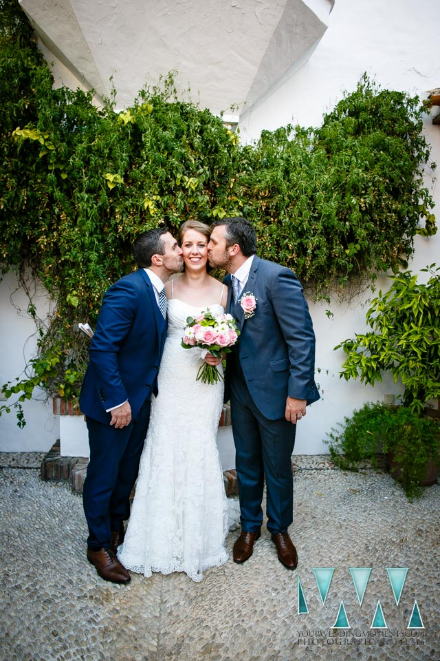 Hacienda San Jose Mijas wedding