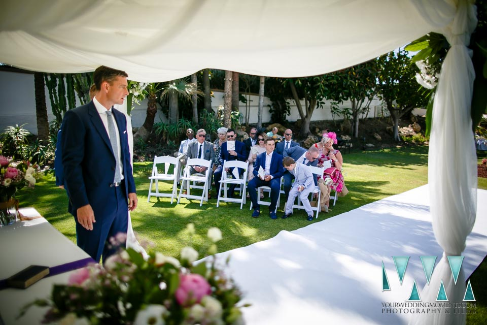 Kempinski Hotel Wedding Photographer