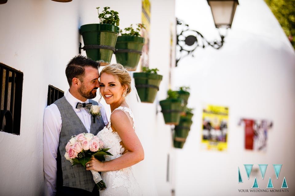 Mijas Pueblo Wedding Photography