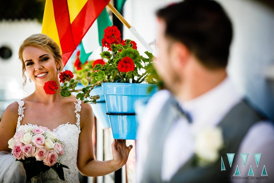 Bull Ring Mijas Wedding Photography