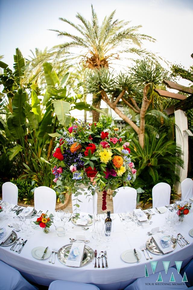 Puente Romano Hotel Wedding Photographer