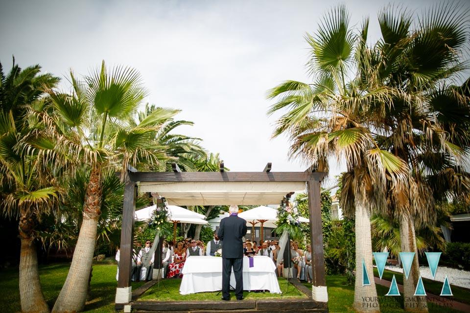 Marinas De Nerja wedding venue
