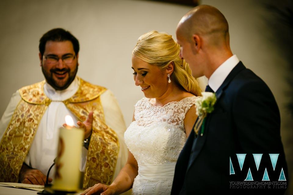 Frigiliana Church Wedding Photography