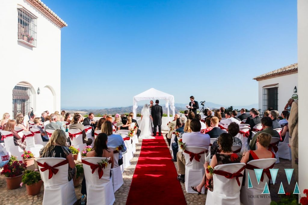 Hotel Fuente Del Sol Wedding Photographer
