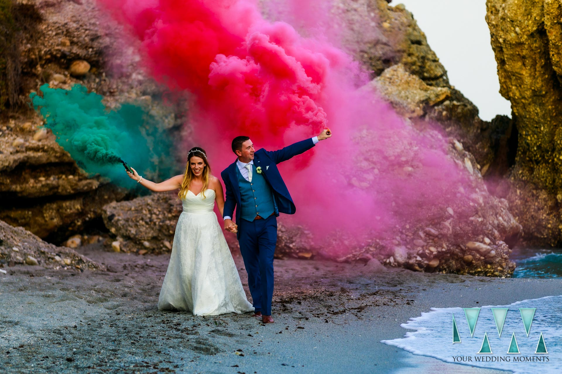 Nerja Costa Del Sol Wedding Photography