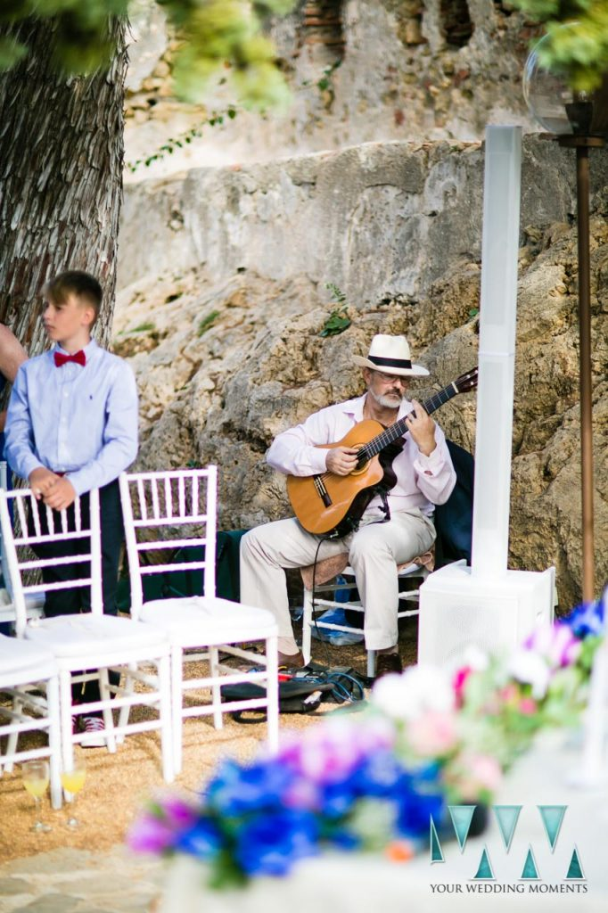 Hotel Castillo De Santa Catalina Wedding