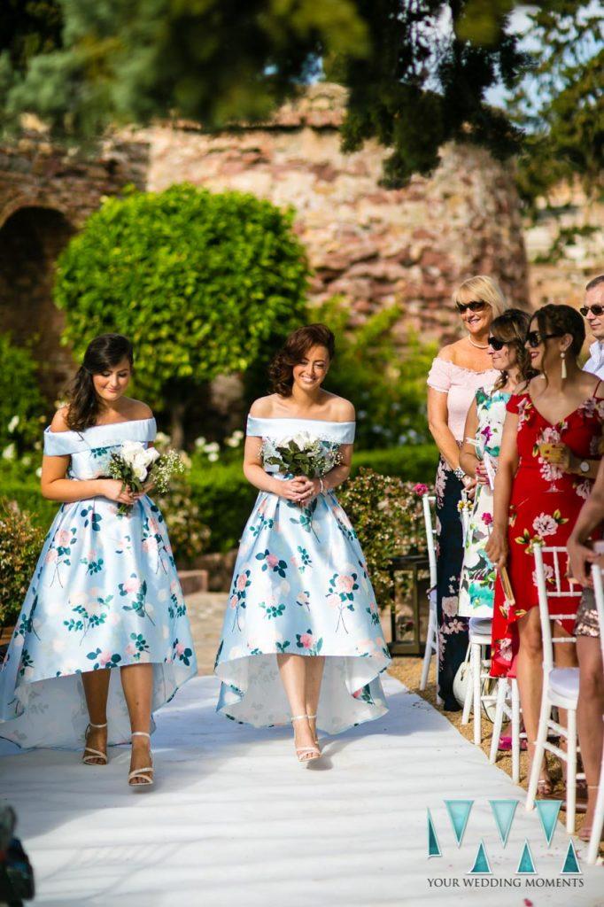 Castillo De Santa Catalina Wedding Photographer
