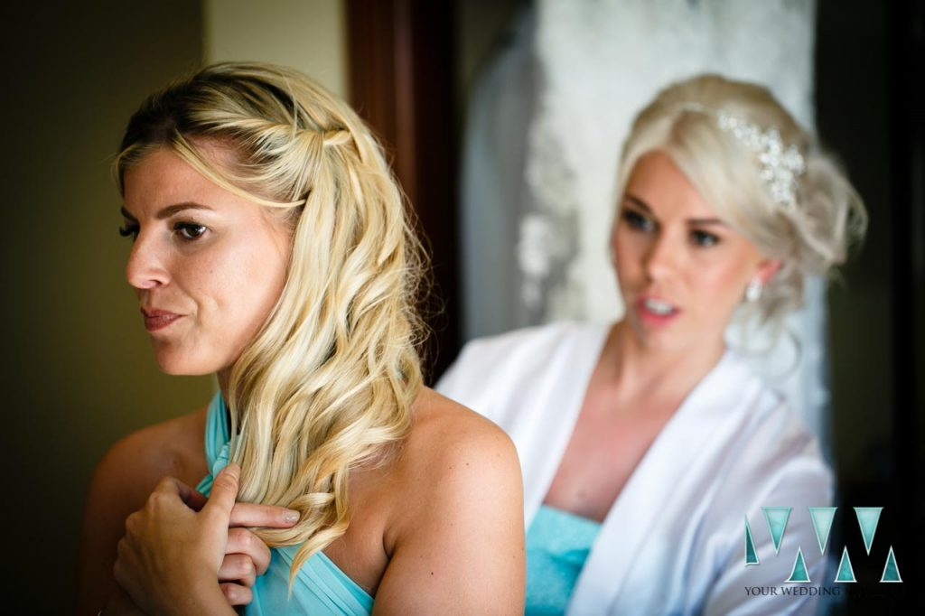 Bridal preparations Wedding Photography El Oceano Hotel