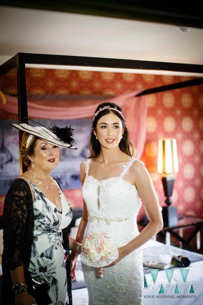 Hotel Vinuela Wedding